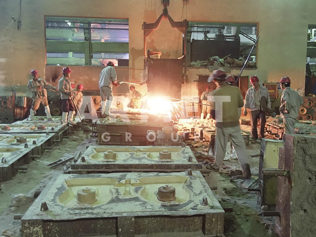 Производство молотков молотковой дробилки